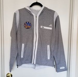 Adidas Ladies Golden State Warriors Jacket